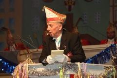 Hans Nobel 61 Jahre in der Bütt
